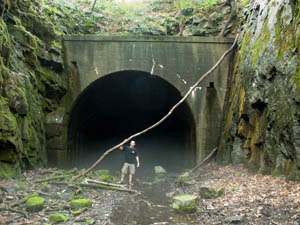 Abandoned Train Tunnels New Jersey