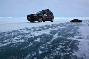Ice Road - NWT