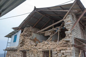 The Himalayas & Earthquake Recovery
