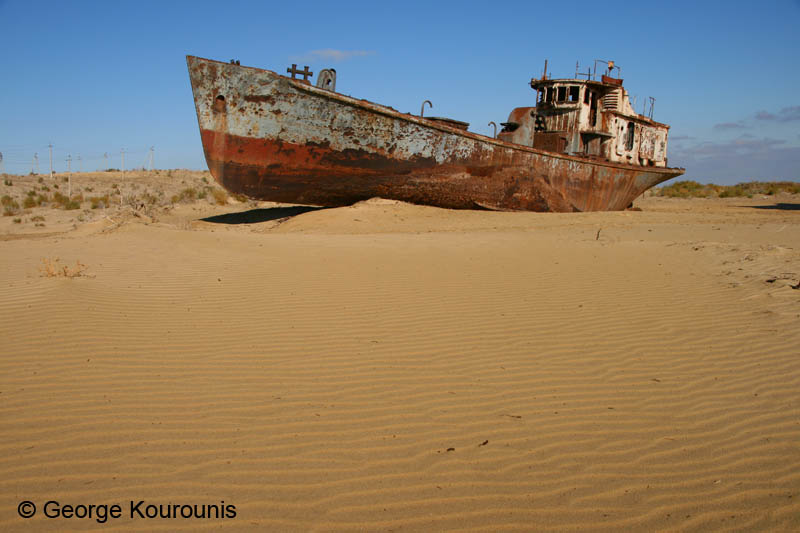 aral sea disaster The aral sea water transfer disaster the shrinking of the aral sea is a result of a large-scale water transfer project in an area of the former soviet union with the driest climate in central asia.