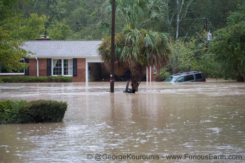 Historic Flooding Event South Carolina
