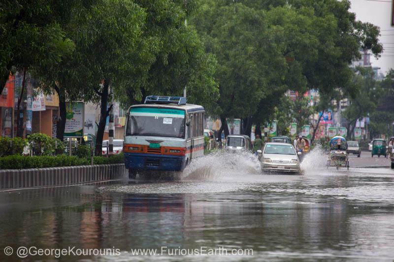 Bangladesh 2015 - Monsoon Rains & Coastal Erosion