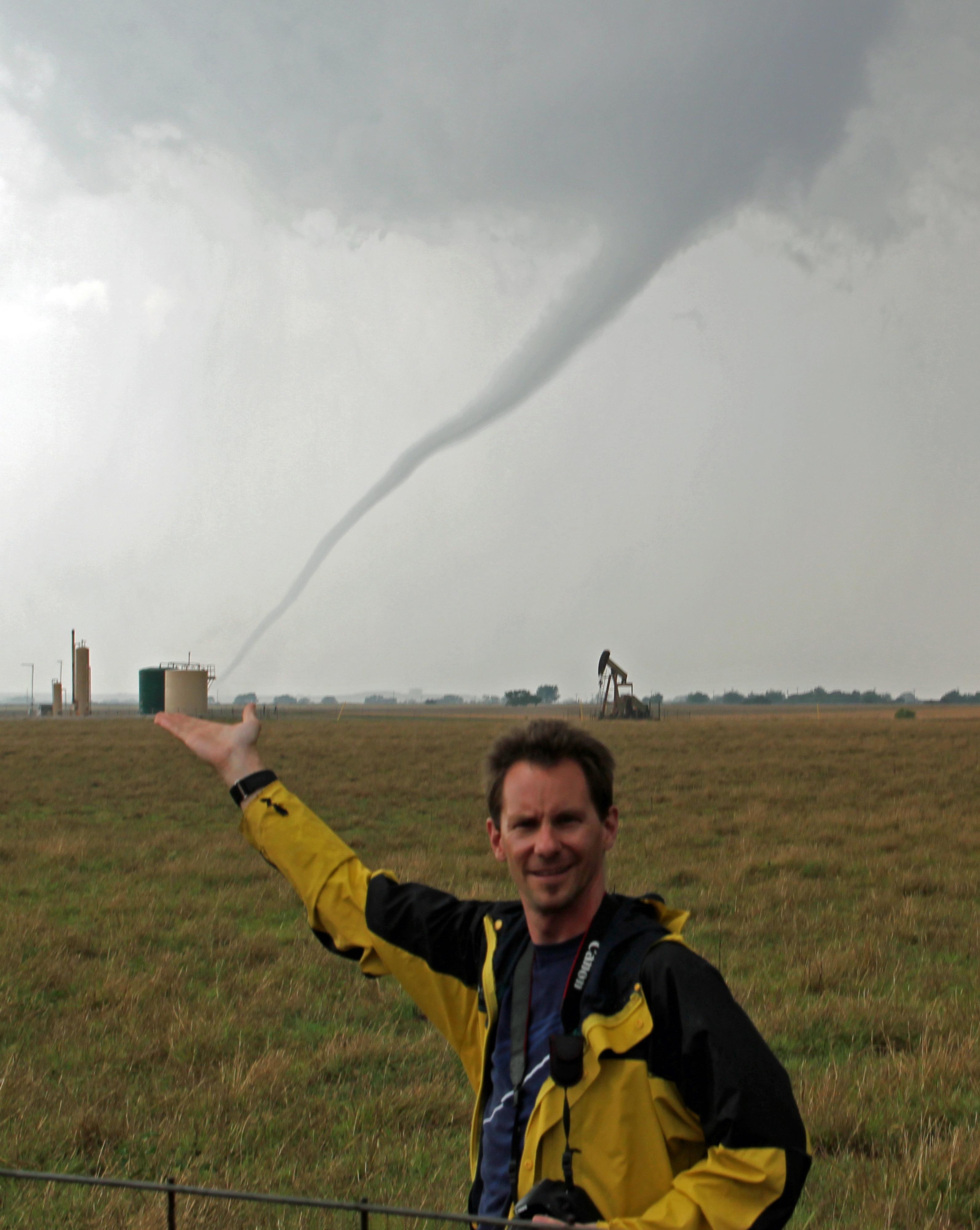 George K Tornado image.