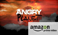 Angry Planet on Amazon Prime