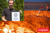 Canadian Geographic - Guinness World Record