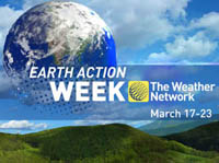 Earthe Action Wek - The Weather Network