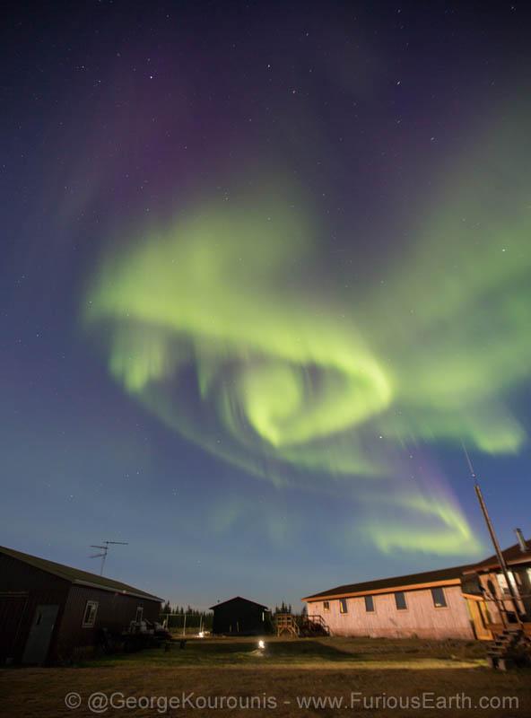 Northern Lights - Huds...