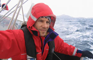 Sailing Around Cape Horn