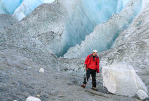 Glacier Climbing in Chile