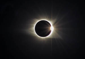 Total Solar Eclipse - Silver Point, Tennessee - Aug 21 2017