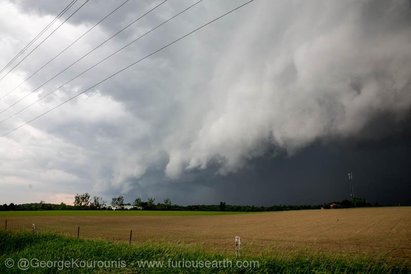 Tornado Angus Ontario June 17 2014