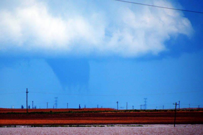 Tornado Big Spring Texas