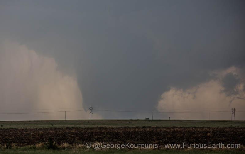 Dodge City, Kansas - Incredible, prolific tornado ...