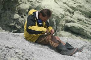 Kawah Ijen Volcano - Indonesia Boating on a Lake of Sulfuric Acid TN300_Kawah_Ijen_06