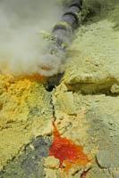 Kawah Ijen Volcano - Indonesia Boating on a Lake of Sulfuric Acid TN300_Kawah_Ijen_11