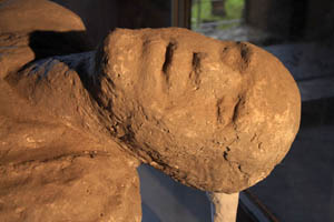Body Casts From Pompeii