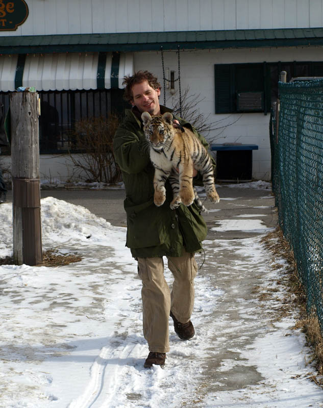 Peter Klose Jungle Cat World