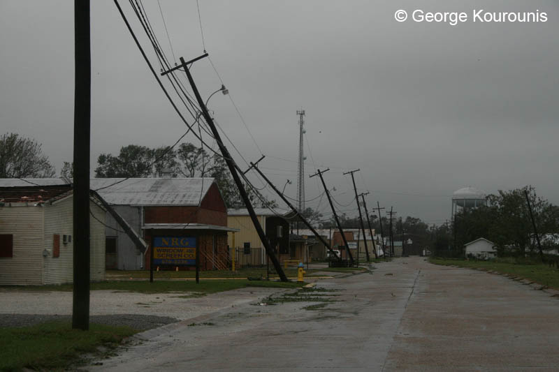 Hurricane Gustav Houma Louisiana