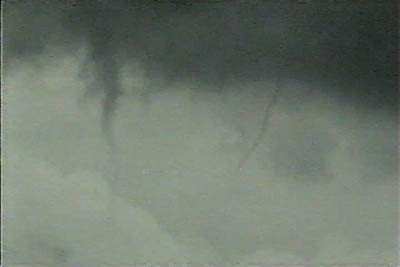 Toronto Funnel Clouds